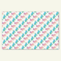 Pastel Easter Bunnies Tissue Paper