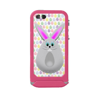 Pastel Easter Bunny Eggs Incipio ATLAS ID™ iPhone 5 Case