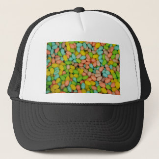 Pastel Egg Candies Trucker Hat
