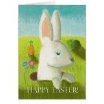 Pastel feliz de la flor de la primavera del prado  tarjetas