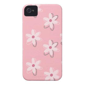 Pastel Floral Pattern Blackberry Bold Case