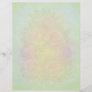Pastel Flower Design