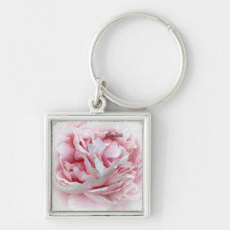 Pastel Flower Keychain