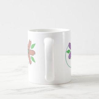 Pastel Flower Mug