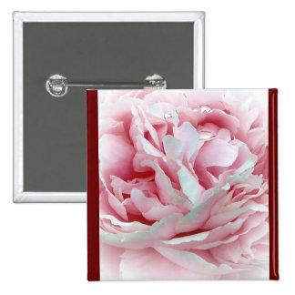 Pastel Flower Pinback Button