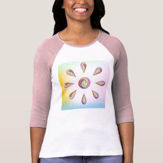Pastel Flower T-Shirt