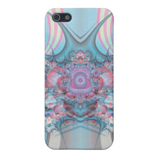 Pastel flowers case for iPhone 5