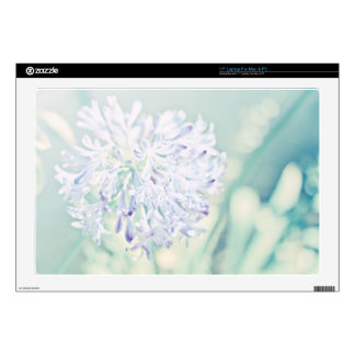 Pastel Flowers Decal For Laptop
