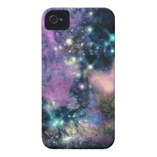Pastel Galaxy Stars iPhone 4 Case