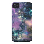 Pastel Galaxy Stars iPhone 4 Covers