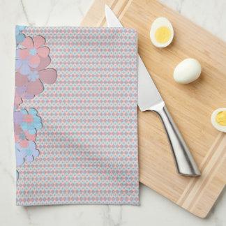 Pastel Garden Kitchen Towel