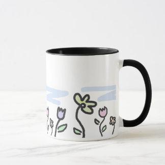 Pastel Garden Mug