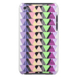 Pastel Geometric Pattern 2 Barely There iPod Cases