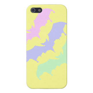 Pastel Goth Dripping Vampire Bats Cover For iPhone SE/5/5s