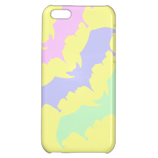 Pastel Goth Dripping Vampire Bats iPhone 5C Cover