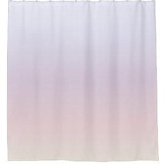 Pastel Gradient Light Colors Shower Curtain