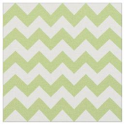 Pastel Green Chevron Fabric, Modern Fabric