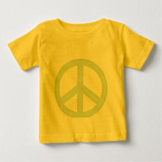 Pastel Green Peace Sign T-shirt