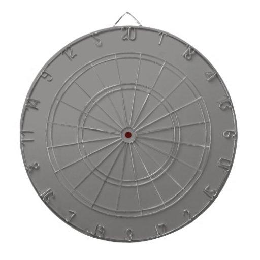 Pastel Grey Dart Board