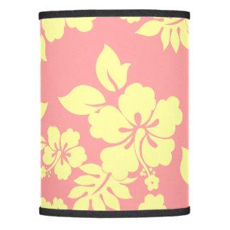 Pastel Hawaiian Pattern Lamp Shade