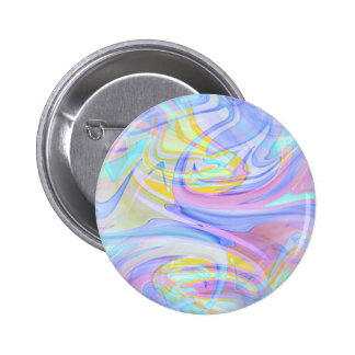 pastel hologram button