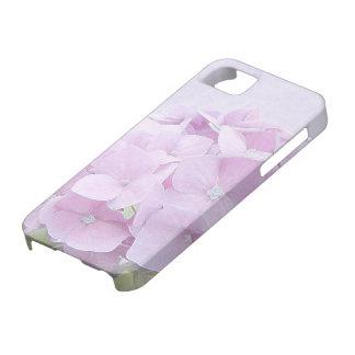 Pastel Hydrangea Flowers iPhone SE/5/5s Case