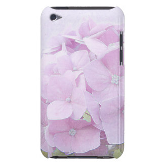 Pastel Hydrangea Flowers iPod Touch Case-Mate Case