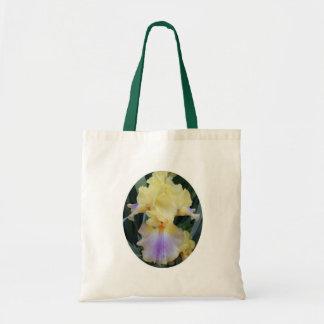Pastel Iris Tote
