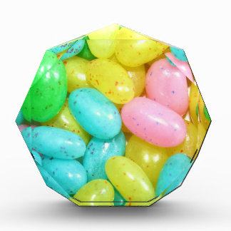 Pastel Jellybean candies Acrylic Award