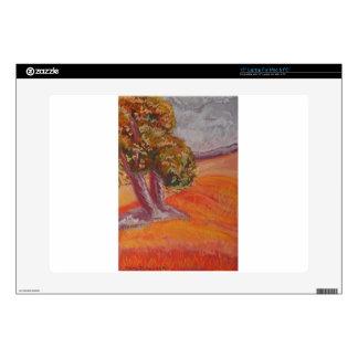 Pastel Landscape Decals For Laptops