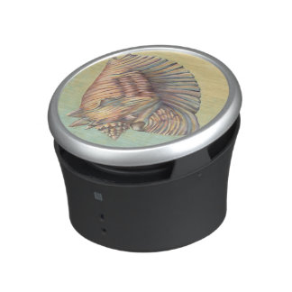 Pastel Large Conch Shell Bluetooth Speaker