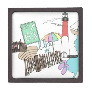 Pastel LBI Love Collage Gift Box