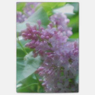 Pastel Lilacs Post-it® Notes