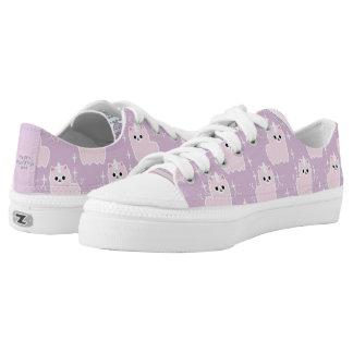 Pastel Llama Shoes