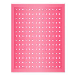 Pastel Love Design Letterhead