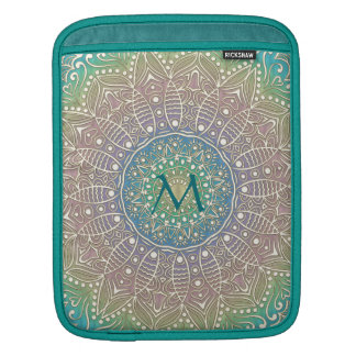 Pastel Mandala Pattern Sleeve For iPads