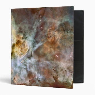 Pastel Marble in the Carina Nebula Binder