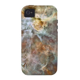 Pastel Marble in the Carina Nebula iPhone 4/4S Case