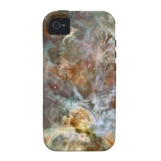 Pastel Marble in the Carina Nebula iPhone 4 Cases