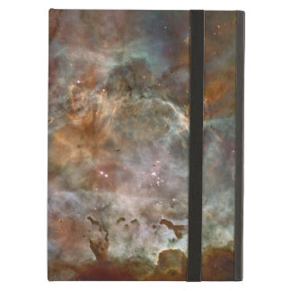 Pastel Marble in the Carina Nebula iPad Air Cover