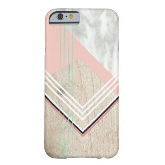 PASTEL // Marble iPhone Case // Geomteric