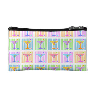 Pastel MARTINIS Accessory - Clutch - Cosmetic BAG