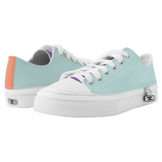 Pastel Mashup Printed Shoes