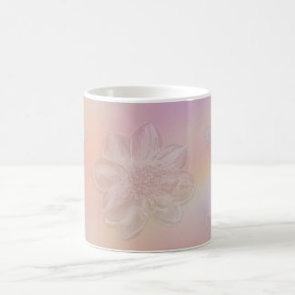 Pastel Medley with Flower Mug
