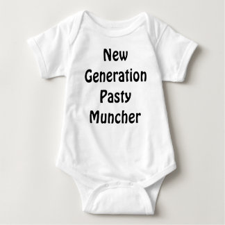 Pastel Muncher de la nueva generación Playeras