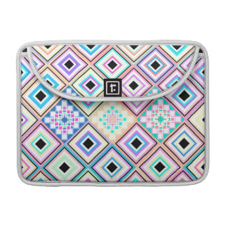 Pastel Native Inspired Sleeve For MacBook Pro