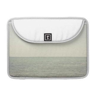 Pastel Ocean Photography Minimalism MacBook Pro Sleeve