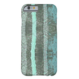 Pastel Paint Stripes Barely There iPhone 6 Case
