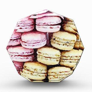 Pastel Parisian Macarons Award