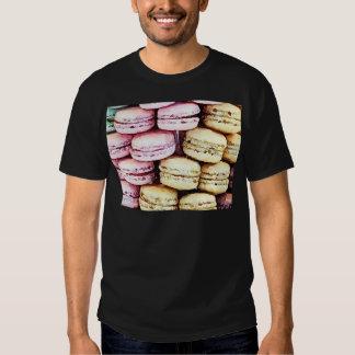 Pastel Parisian Macarons T-Shirt